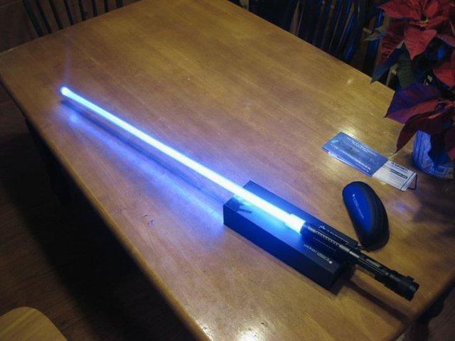 Real Lightsaber By Dey0 Meme Center