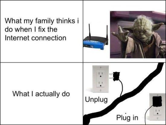 Image result for internet connection problems meme