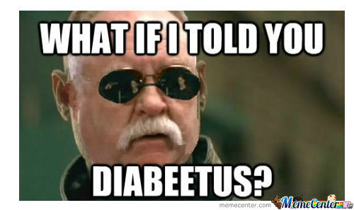 Diabeetus Walrus By Newguy22 Meme Center