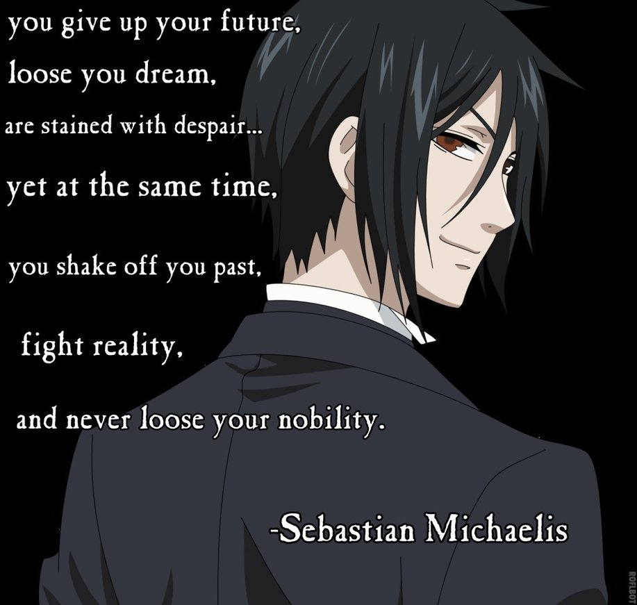 Anime Quote Compilation By Kupo707