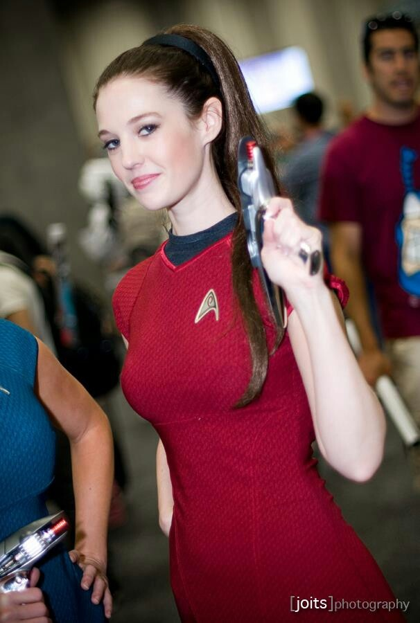 Star trek cosplay sexy recommend you