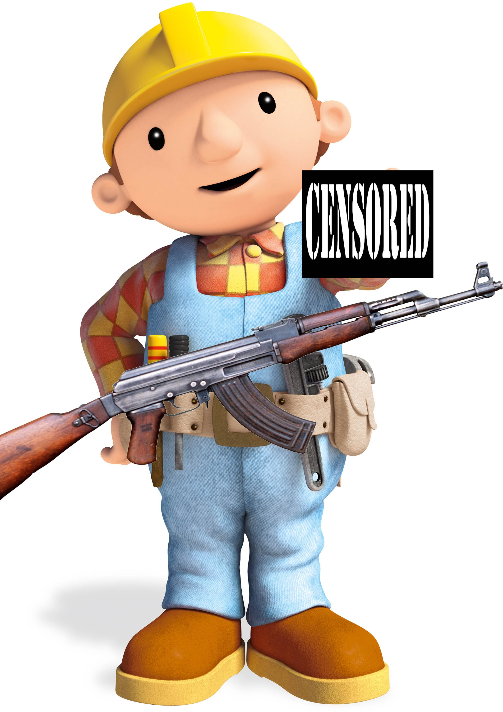 so this is the new bob the builder childhood ruined by bakoahmed