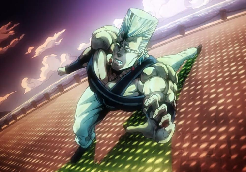 Im Not Even Fully Interested In Jojo But I Gotta Admit It Has Some